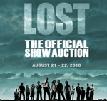 Lost: The Official Show Auction