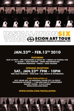 Scion Installation 6: Video