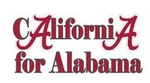 California for Alabama