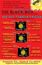 One-Act Theatre Festival