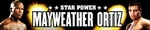 Star Power: Mayweather vs. Ortiz Fight Live