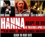 Free Screening of Hanna in L.A.