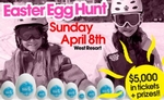 Mountain High Easter Egg Hunt