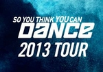 So You Think You Can Dance Tour