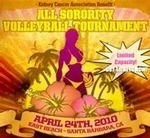 All Sorority Volleyball Tournament