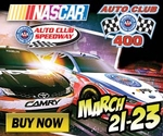 Auto Club 400 Weekend