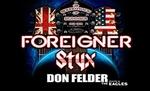 Styx & Foreigner