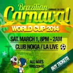 Brazilian Carnaval: World Cup 2014