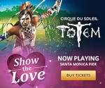 Enter to win tickets to TOTEM™ from Cirque du Soleil in Santa Monica