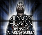 Almost Human Q&As & Giveaways