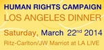 Human Rights Campaign Dinner and Awards