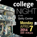 College Night at The Getty Center