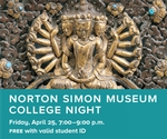 College Night at the Norton Simon Museum
