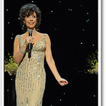 Rita Rudner and Her New Dress