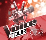 The Voice – Live On Tour