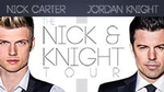 Nick Carter & Jordan Knight