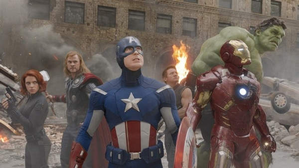 Free Screening of Marvel's The Avengers in Irvine