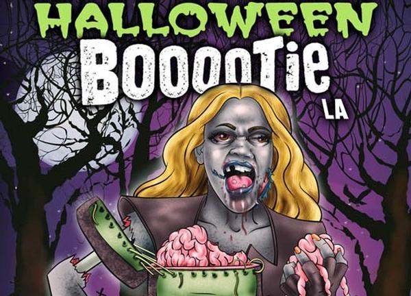 Halloween Booootie LA: A Monster Mashup Spooktacular!