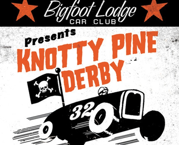 Knotty Pine Derby