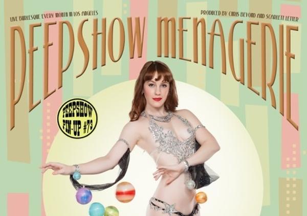 Peepshow Menagerie