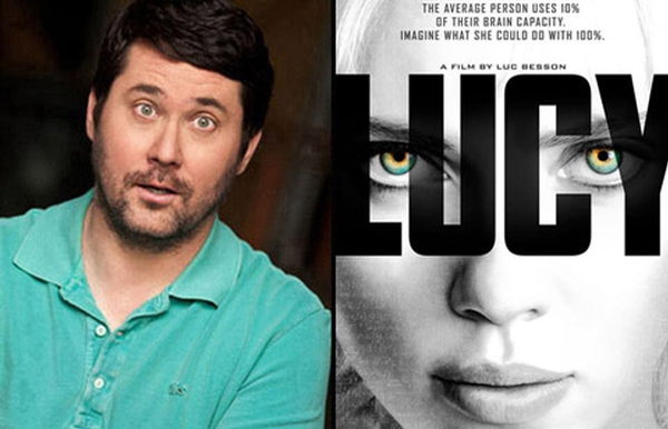 Doug Benson's Movie Interruption: Lucy