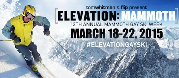 Elevation 2015: Annual Mammoth Gay Ski Week