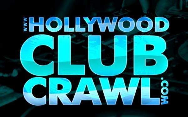 Hollywood Club Crawl