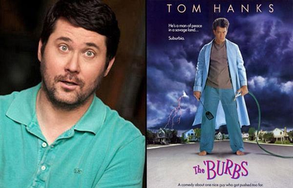 Doug Benson's Movie Interruption: The 'Burbs