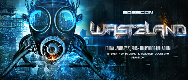 Basscon: Wasteland