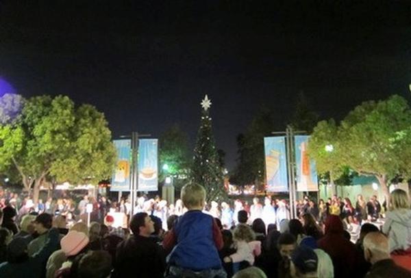 Culver City Holiday Tree Lighting Celebration