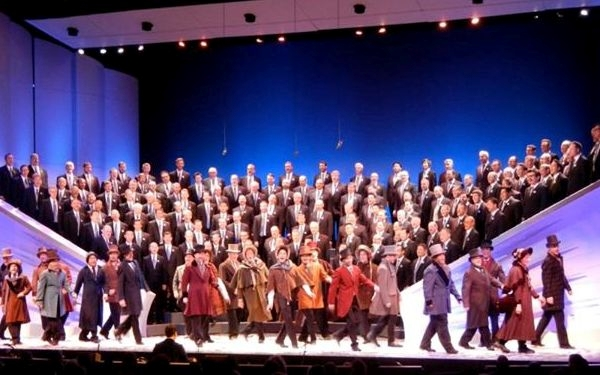 Gay Men's Chorus Holiday Spectacular