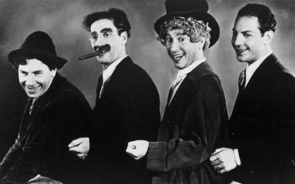 Marx Brothers Double Feature