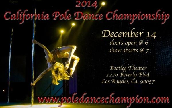 California Pole Dance Championship