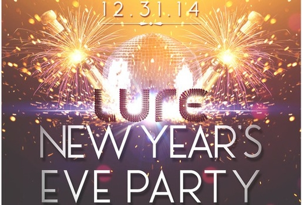 NYE at Lure