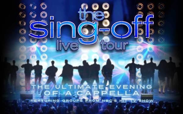 The Sing-Off Live