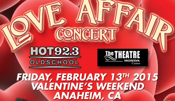 Hot 92.3 Love Affair