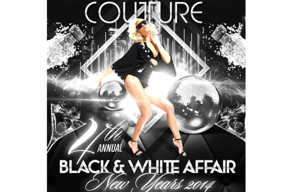 Black & White NYE Affair