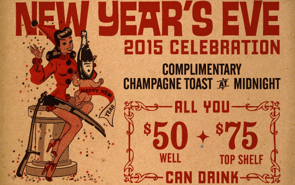 New Year's Eve at State Social House