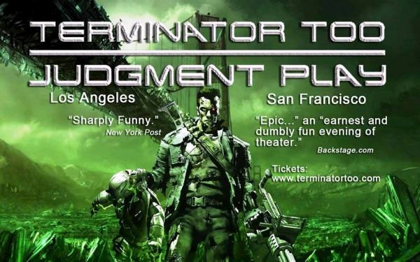 Terminator Too: Judgment Play