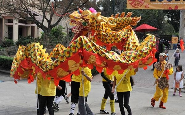 ZOOdiac: Lunar New Year Celebration