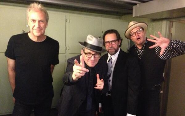 Elvis Costello and the Imposters
