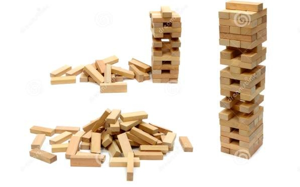 Jenga Team Tournament