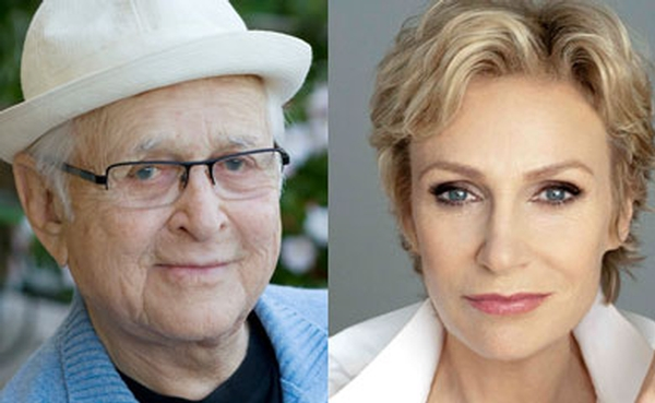 Norman Lear & Jane Lynch