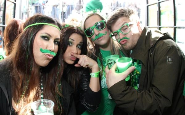 Hollywood St. Patrick's Day Pub Crawl