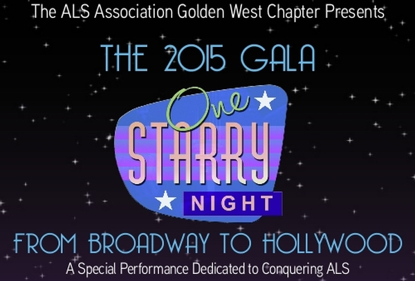 One Starry Night: Hollywood and Broadway Come Together to Fight ALS