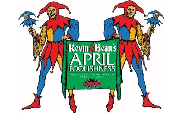 Kevin & Bean's April Foolishness