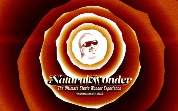 Natural Wonder - The Ultimate Stevie Wonder Tribute