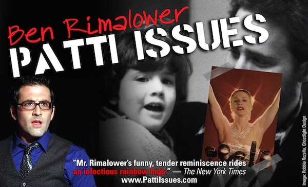 Ben Rimalower: Patti Issues