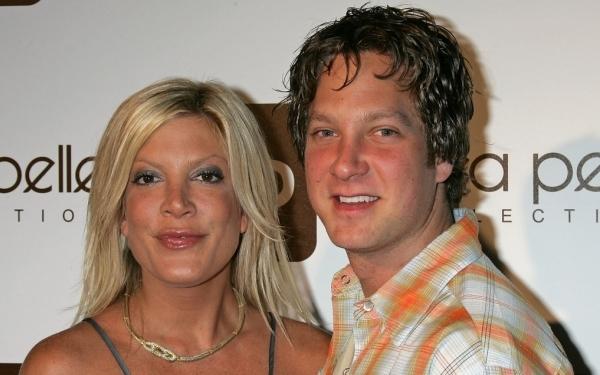 Randy & Tori Spelling