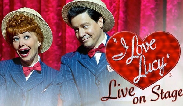 I Love Lucy® Live on Stage